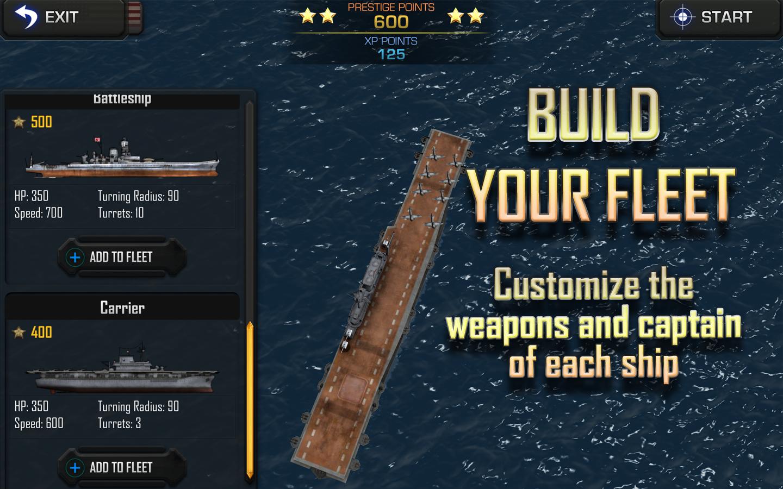 Battle Fleet 2 screenshot #4