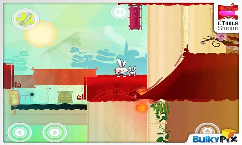 Kung Fu Rabbit screenshot #2
