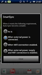 SmartSync - screenshot thumbnail