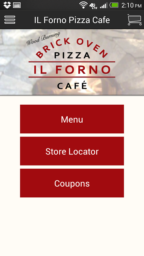 IL Forno Pizza Cafe- screenshot
