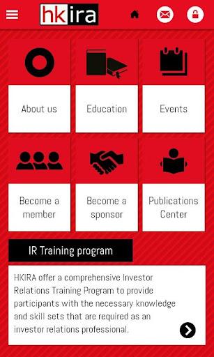 Hong Kong IR Association