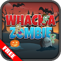 FREE Whack A Zombie Game icon