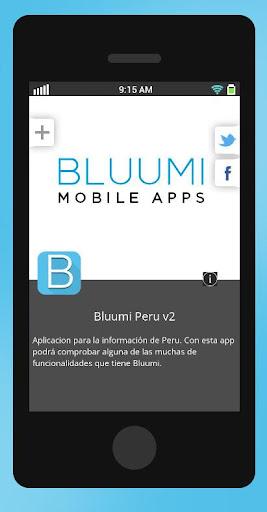Bluumi Peru v2