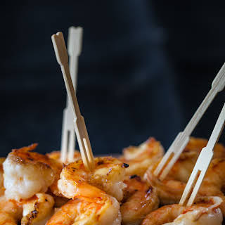 Miso Butter Shrimp.
