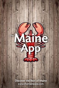 The Maine App- screenshot thumbnail