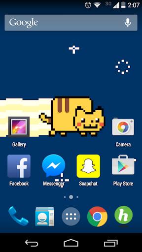 Nyan Pika v2 Live Wallpaper