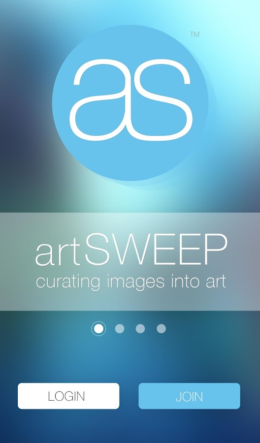 artSWEEP- screenshot