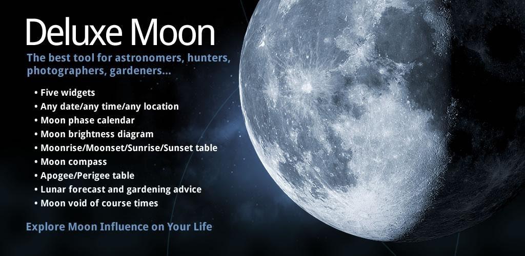 Deluxe Moon Moon Calendar Apk Full App Android Apk