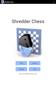Shredder Chess- screenshot thumbnail