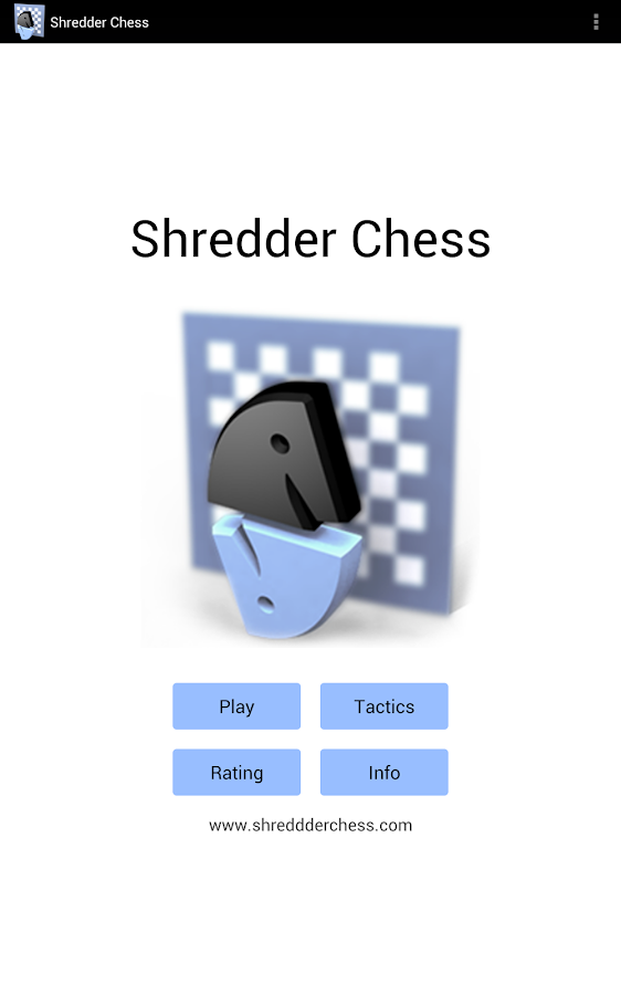 Shredder Chess - screenshot