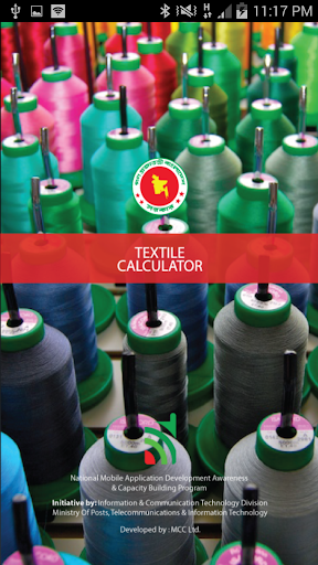 Textile Calculator