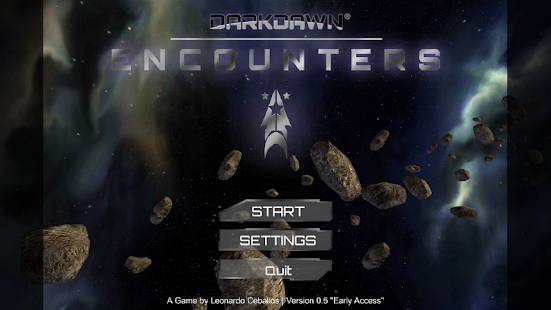 Darkdawn Encounters - screenshot thumbnail
