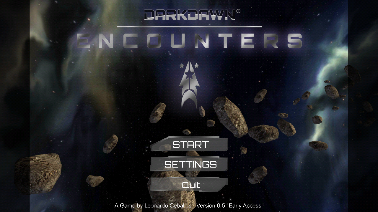 Darkdawn Encounters - screenshot
