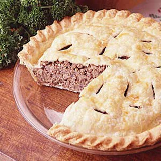 French Meat Pie.