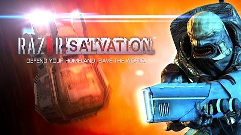 Razor Salvation Screenshot 11