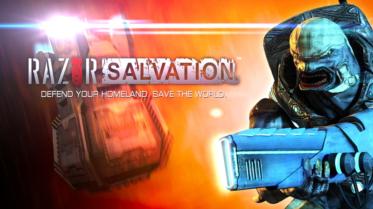 Razor Salvation- screenshot