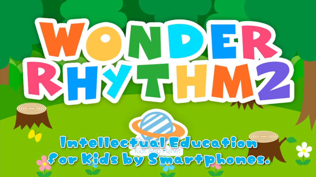 Tap & Sound:WONDER RHYTHM2 0+- screenshot