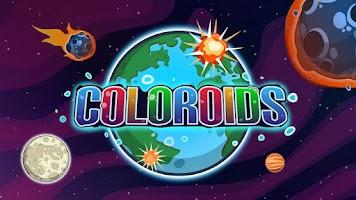 Screenshot of Coloroids