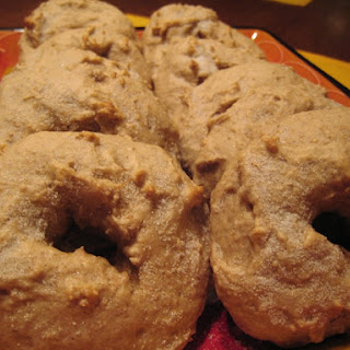 Baked Banana Doughnuts (modified version)