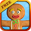 Talking Gingerbread Man Free 2.0.5.1 APK for Android
