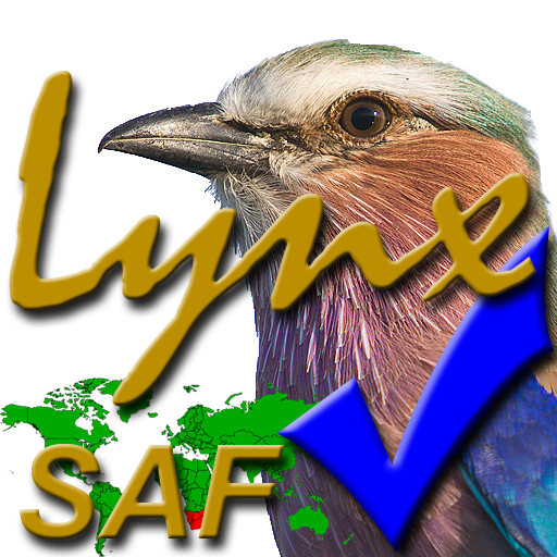 Lynx BirdTicks SAF LOGO-APP點子