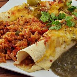 Chicken Enchilada Casserole, Slow Cooker