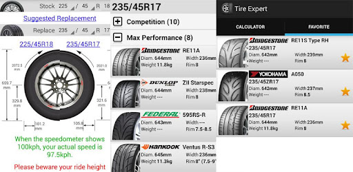 2012 cx 7 tire size