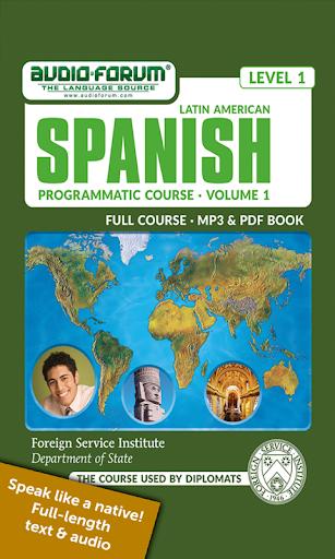 FSI Spanish 1 Audio-Forum