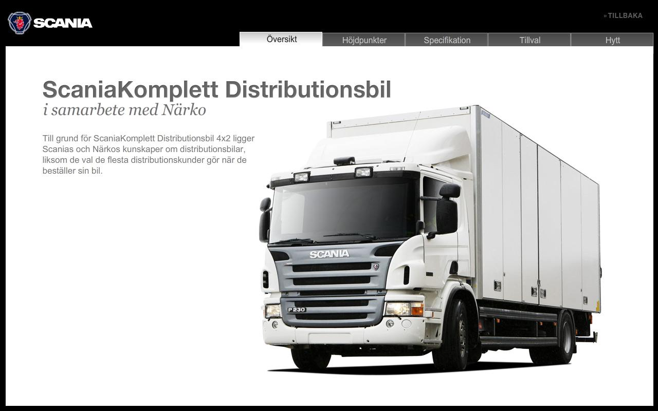 ScaniaKomplett - screenshot