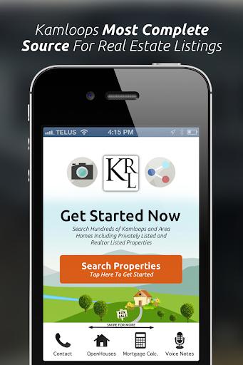 Kamloops Real Estate Listings