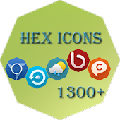 HEX ICONS APEX NOVA ADW GO