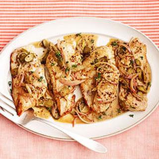 Bistro Chicken Cutlets.