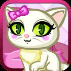 Purrfect Kitten - Dress Up icon