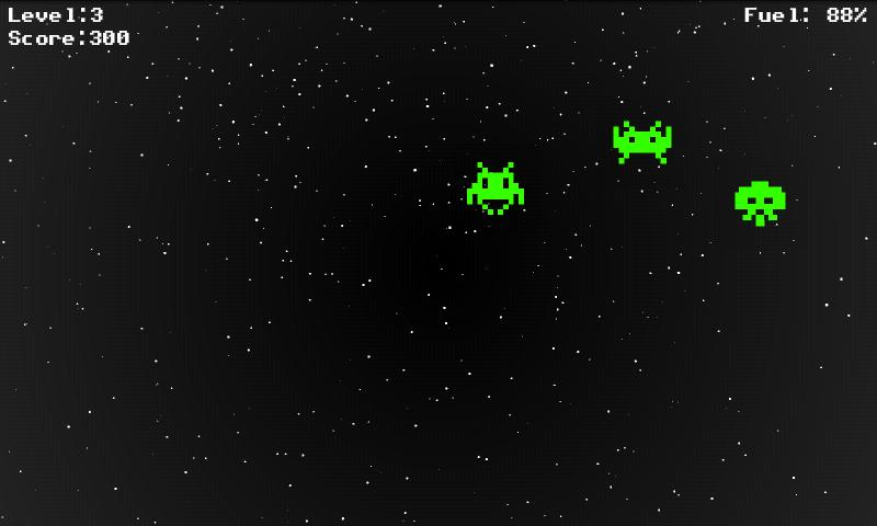 invaders - screenshot