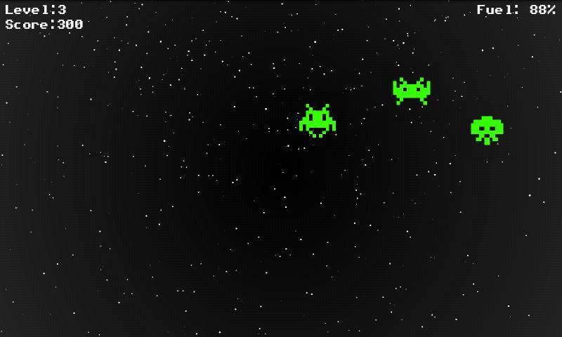 invaders - screenshot