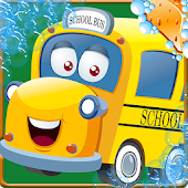 School Bus Wash Salon