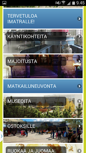 【免費旅遊App】CITY-OPAS Imatra & seutu-APP點子