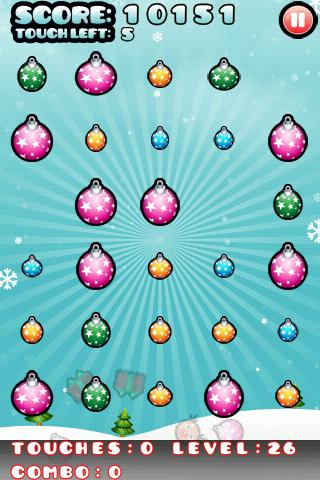 Bubble Blast Holiday- screenshot