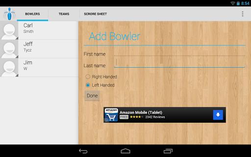Bowling Coach Assistant