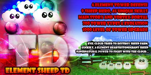 Element Sheep TD