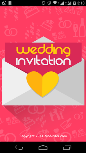 Wedding Invitation pro