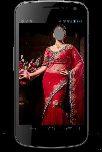 Indian Bridal Dress Photo