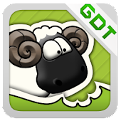 Sheep GO Launcher Getjar Theme