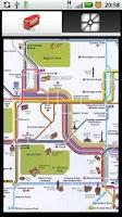 Screenshot of London Bus & Underground