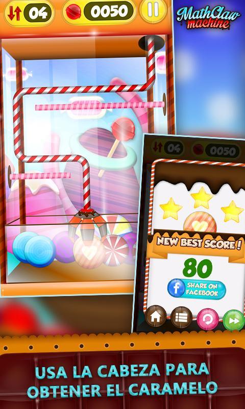 Juegos Matematicos para Niños - screenshot