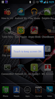 Screenshot of The Auto Screen Turn On & Off