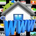 WWW Launcher icon