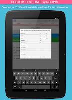 Screenshot of OB Calc Pro (Obstetrician)