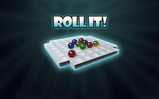 Screenshot of Roll It!