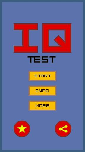 IQ Test - FREE